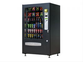 Rare Opportunity For Vending Business For Sale - Income From 1 Vending Machine - Flexible Working Hours Of Approx. 1 Day A Week With A Gross Profit Of 60%