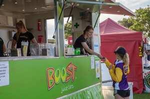 Mobile Boost Juice Van - Boost Juice Mobeel Opportunity!