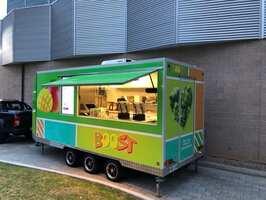 Boost Juice Mobile Van Opportunities!